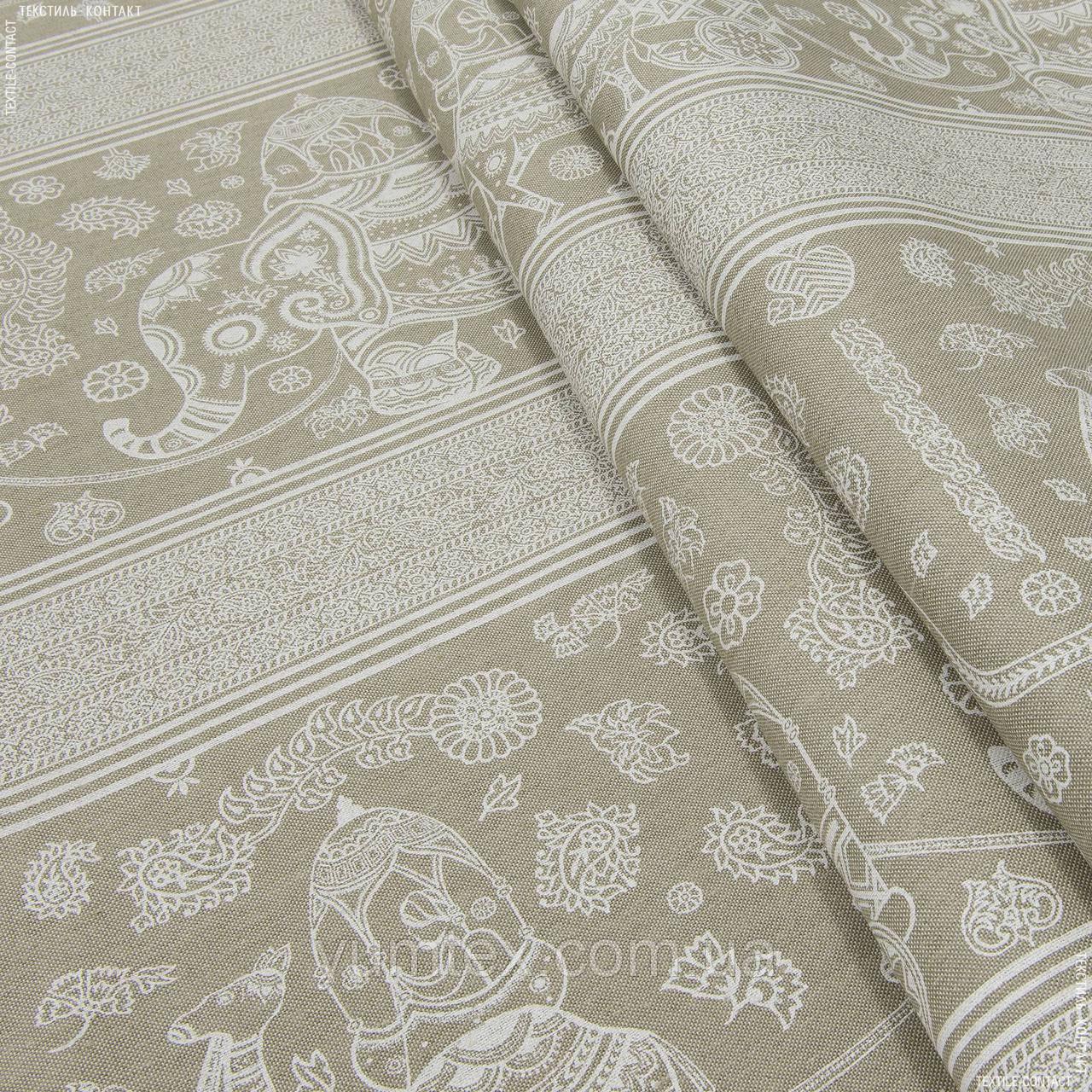 Декоративная ткань  тадж-махал 133541