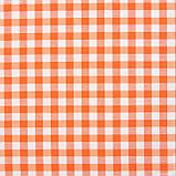 Декор клетка средняя оранжевый 106648, фото 2