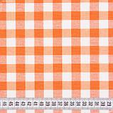 Декор клетка средняя оранжевый 106648, фото 3