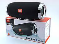 JBL Charge4+ E4+ plus 20W копия, Bluetooth колонка с FM MP3, черная