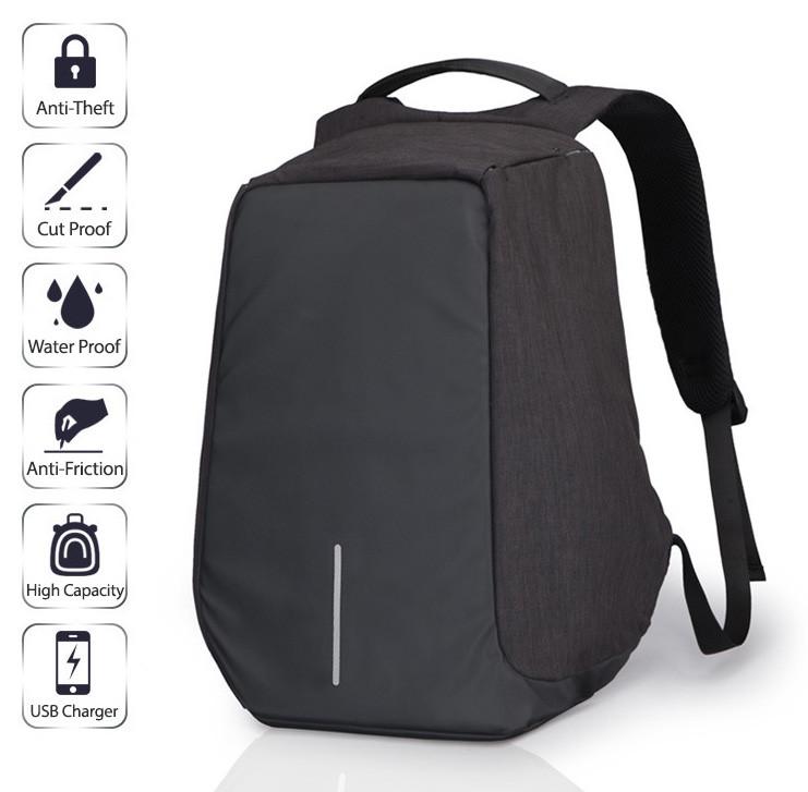 72c594307035 Рюкзак антивор Bobby XD Design с USB-портом, цена 305 грн., купить в ...