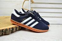 Мужские кроссовки в стиле Adidas Hamburg (44, 46 размер)