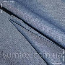 Декор меланж коиба, синий 118023