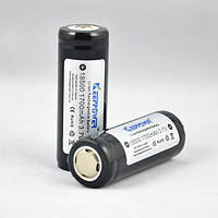 Аккумулятор Keeppower 18500 1700 mAh с защитой (внутри Sanyo), фото 1