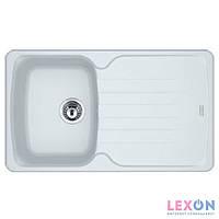 Кухонная мойка Franke ANTEA AZG 611-86 белый (114.0499.188)