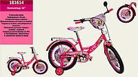 "Детский велосипед Barbie 181614 (Барби) 16"""