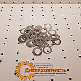 Шайба (кольцо) алюминиевая 22x32x1,5, фото 2