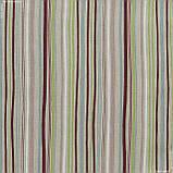 Панама принт кентуки/kentucky  полоса бордо салат 126513, фото 2