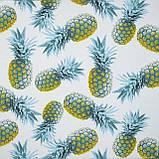 Декоративная ткань трина /trina  ананасы 145545, фото 2