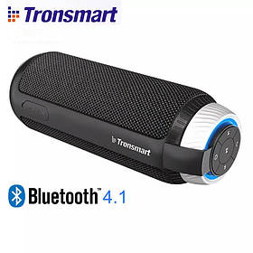 Беспроводная колонка Tronsmart Element T6 Black Акб 5200mA, 25 Ватт