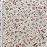Декоративная ткань  морская тематика/culla eire  134174, фото 2