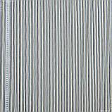 Декоративная ткань мусса/полоски 134172, фото 2