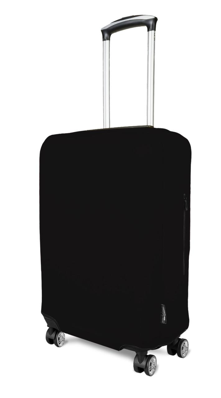 Чохол для валізи Coverbag неопрен S чорний