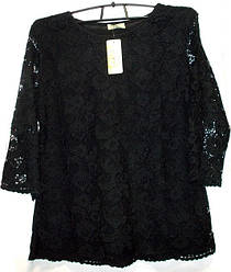 Блуза ажурная Польша №39 размер 2XL\3XL очень красивая