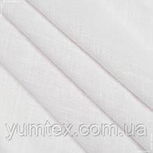 Тюль кисея миконос белый  129780