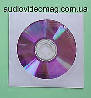 Двухсторонний диск DVD+R 9,4 (4,7+4,7) Gb в конверте