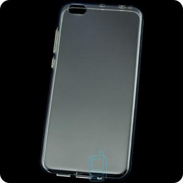 Силиконовый чехол Xiaomi Redmi 4x прозрачный