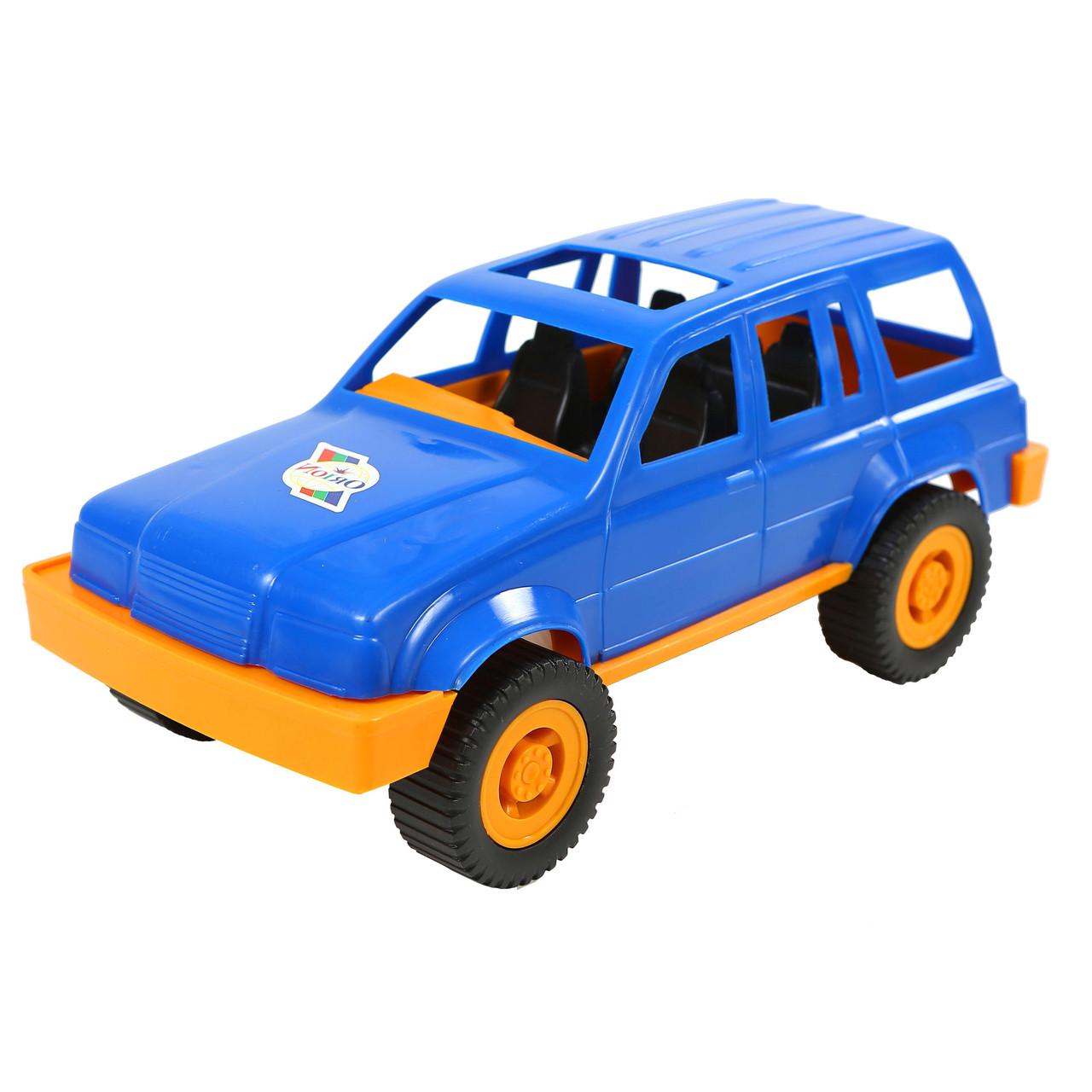 """Іграшка Машина """"Джип Тайфун"""" 082 Оріон 26*10*12см"""