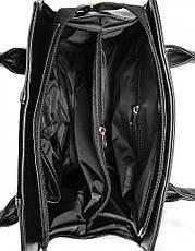 Женская комбинированная сумка М62-Z/замш, фото 3