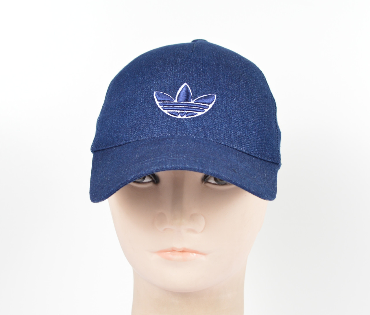 "Бейсболка ""Джинс 5кл"" Adidas col-2"