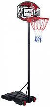 Мобильная баскетбольная стойка Hudora All Stars (165 - 205 см), детский баскетбол, баскетбольное кольцо