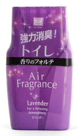 """""""Air Fragrance"""" фильтр запахов в туалете с аромат лаванды 200 мл , фото 2"""