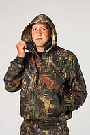 Летний камуфляжный костюм для охоты и рыбалки ''Темный Клен''