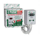 Электронный терморегулятор в розетку Pulse PT20-N2, фото 2