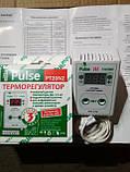 Электронный терморегулятор в розетку Pulse PT20-N2, фото 4