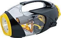Светодиодный мощный ручной фонарь Intex (Интекс) водонепроницаемый,аккумуляторный, Светодиодный фонарик