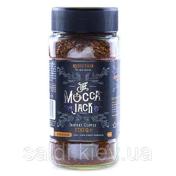 Кофе растворимый Mocca Jack Addiction 200 гр Германия