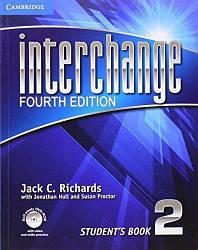 Interchange 2 Комплект (Учебник + Тетрадь) Цветная Копия!