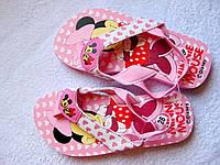 Летние босоножки шлепки Mini Maus для девочки , фото 1