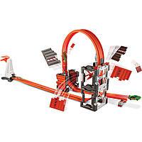 Трек Hot Wheels Взрывной набор Track Builder 887961390377