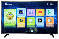 "Телевизор JPE 28"" Smart TV, WiFi, 1Gb Ram, 4Gb Rom, T2, HDMI, Android 4.4"