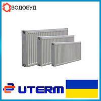 Радиатор отопления стальной панельный UTERM Standart 11х300х1900