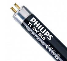 Лампа ультрафиолетовая Philips  TL 6W BLB FAM G5