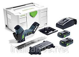 Аккумуляторный резак для раскроя изоляционных материалов ISC 240 Li 3.1 EB-Compact Festool 575733
