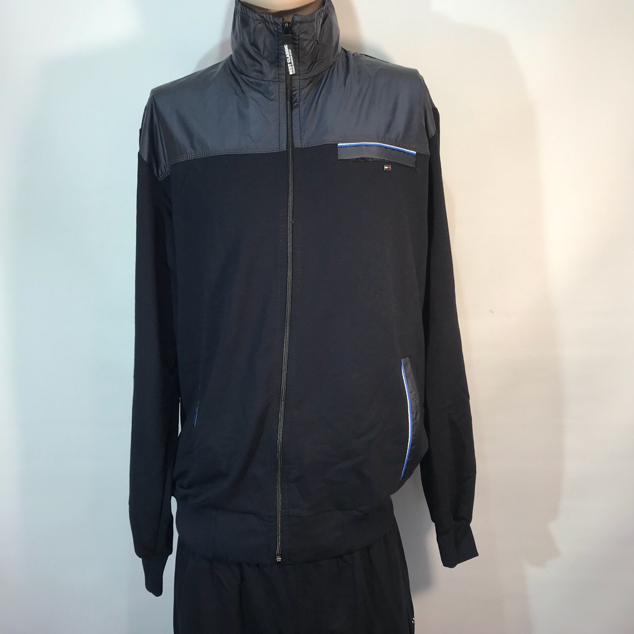 Мужской спортивный костюм (большой размер) 62 р
