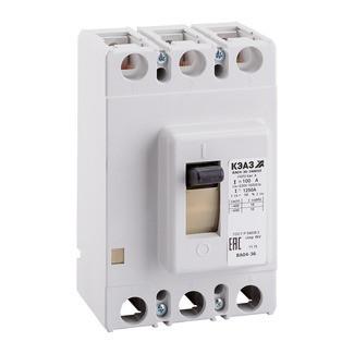 Автоматический выключатель ВА04-36 340010 160 А
