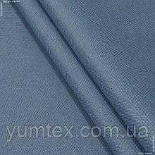 Ткань с акриловой пропиткой мориссот/ morissot/рогожка серо-голубой 142749