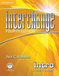 Interchange intro Комплект (Учебник + Тетрадь) Ч\Б!