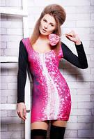 Нарядное женское платье (размер 42)