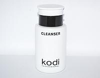 Жидкость для снятия липкого слоя коди Cleanser Kodi 160ml