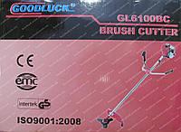 Бензокоса Goodluck GL6100BC, фото 1