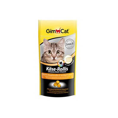 Витамины для кошек Сырные Мультивитамин 40 гр Gimpet