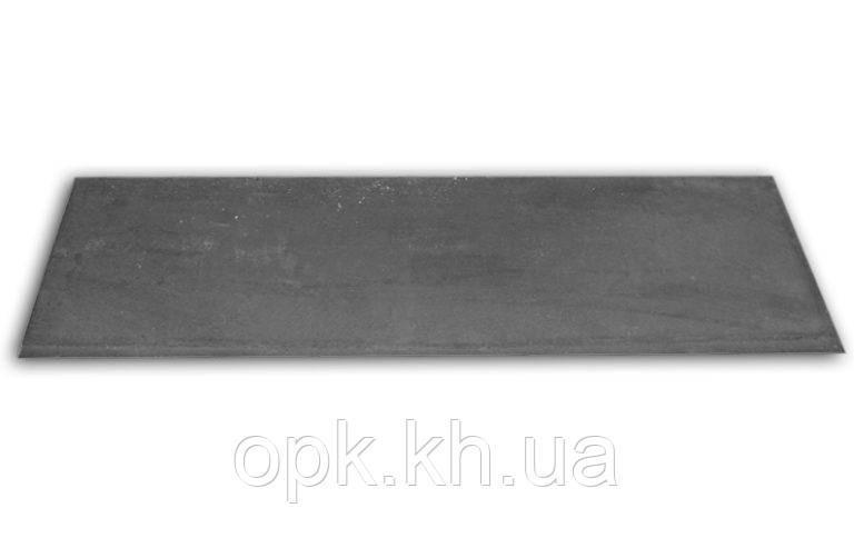 """Плита чугунная глухая """"Искра"""" 190*620 мм (вес - 10 кг)"""