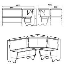 Кухонный уголок КОРСИКА, фото 3