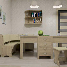 Кухонный уголок ЭКВАДОР, фото 3
