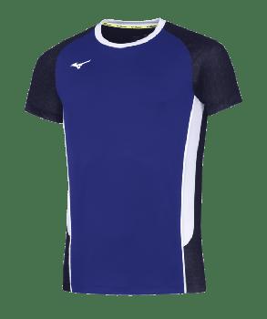Футболка волейбольная Mizuno Premium High-Kyu Tee V2EA7002-22, фото 2